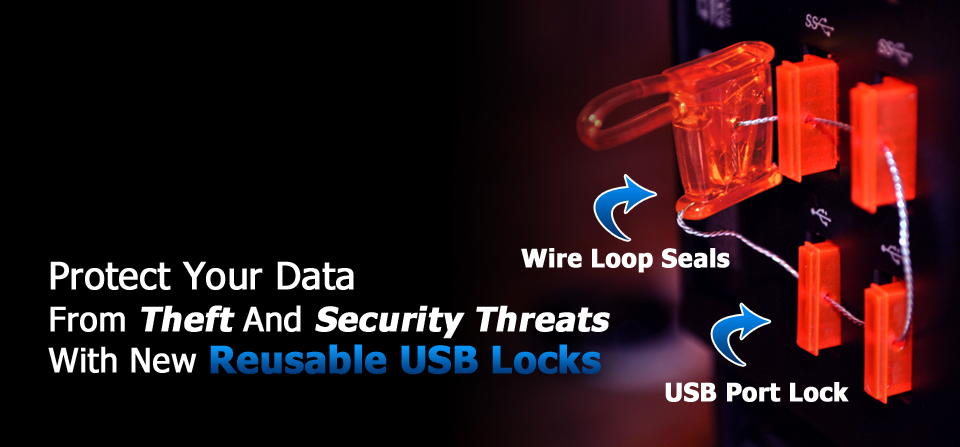 USB Wire Loop Seals